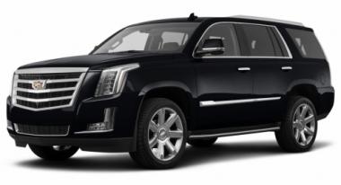 Коврики EVA Cadillac Escalade IV 2014 - 2020 (короткая база)