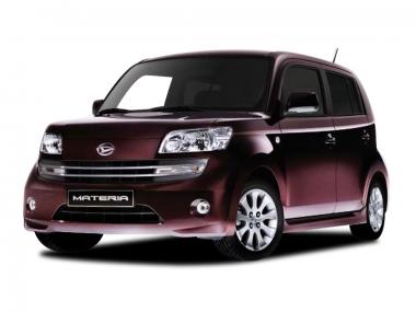 Коврики EVA Daihatsu Materia 2006 – 2013
