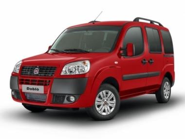 Коврики EVA Fiat Doblo l 5 мест 2005 - 2015