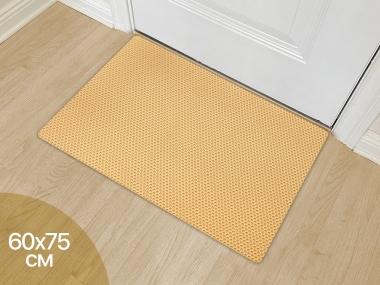Коврики EVA для дома Придверный коврик (Бежевый) 60*75см